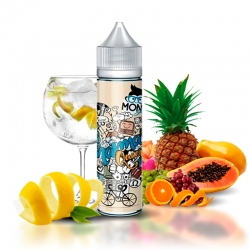 Lichid Premium MONO EJUICE MAMMA QUEEN 0MG 50ML