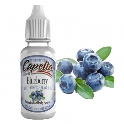 Aroma DIY CAPELLA FLAVORS BLUEBERRY 13ML
