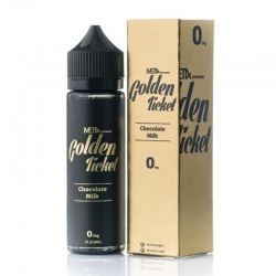 Lichid Premium Golden Ticket by MET4 – 50ml - 0mg
