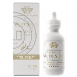 Lichid Premium White Series White Chocolate Strawberry 0mg 50ml Shortfill