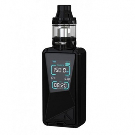 KIT Tigara Eleaf Tessera with ELLO TS Kit 3400mAh 2ml Black