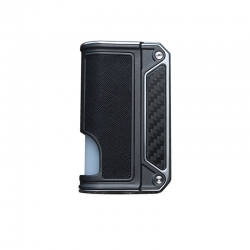 Mod Tigara Electronica Lost Vape Therion BF DNA75C Black frame&Wood&Black Leather