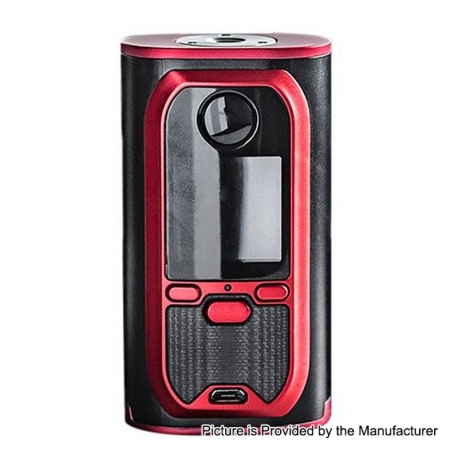Modefined Lyra 200W Mod Black Frame&Red