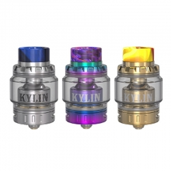 RTA Kylin Mini Vandy Vape Rainbow
