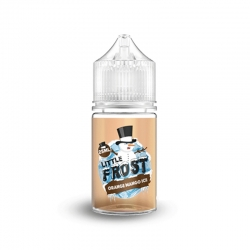 Lichid 25ml Little Frost - Orange Mango Ice 0mg