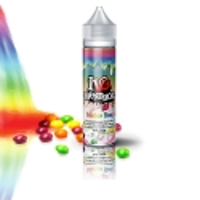 Lichid 50ml IVG Menthol - Rainbow Blast 0mg