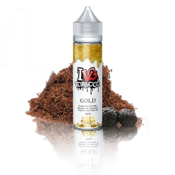 Lichid 50ml I VG Tobacco - Gold 0mg