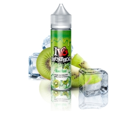 Lichid 50ml I VG MENTHOL KIWI COOL 0MG