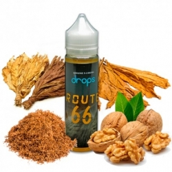 Lichid 50ml DROPS ROUTE 66 0MG
