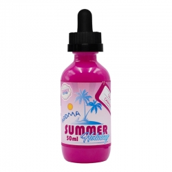 Lichid 50ml Dinner lady Summer Holidays Cola Cabana 0mg