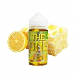 Lichid 100ml The One by Beard Vapes - Creamy Lemon Crumble Cake 0mg