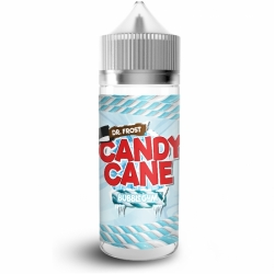 Lichid 100ml Candy Cane Bubblegum by Dr Frost 0mg