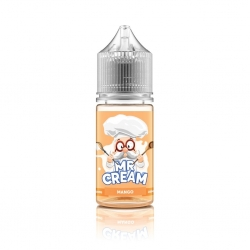 Lichid 25ml Little Mr Cream - Mango 0mg