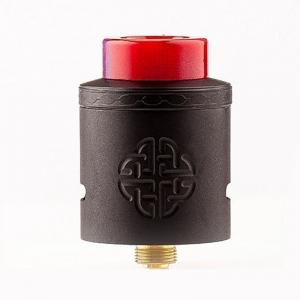 Dripper Hellvape Aequitas 24 BF RDA Atomizer Full Negru (Black)