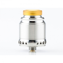 Dripper Hellvape Anglo RDA Atomizer Argintiu (Stainless Steel)