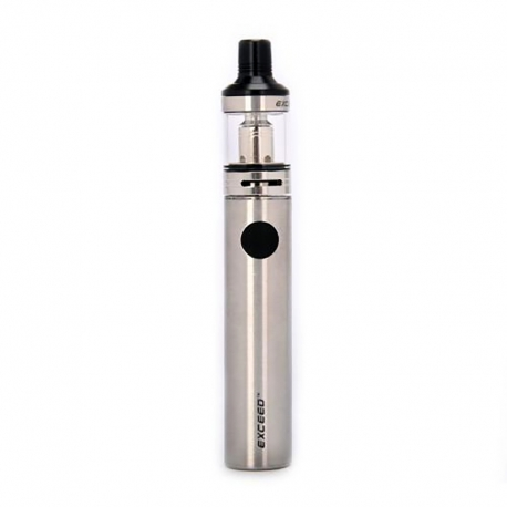 Kit Joyetech Exceed D19 1500mAh 2ml Argintiu (Stainless Steel)