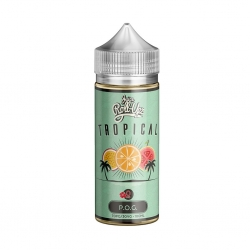 Lichid 100ml Juice Roll Upz - Tropical P.O.G. 0Mg Shortfill