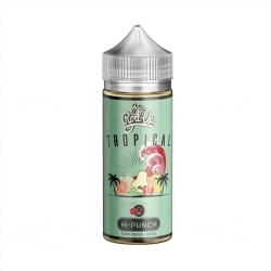 Lichid 100ml Juice Roll Upz - Tropical Hi - Punch 0mg Shortfill