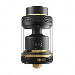 CoilART Mage RTA V2 Atomizer Negru (Black) Golden