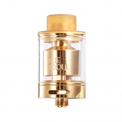 Atomizor Wotofo The Troll RTA 5ml Gold