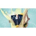 Lichid 50ml Creamy Clouds The Originals Passion Fruit & Lemonade 0mg Shortfill