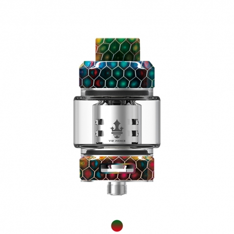 SMOK Resa Prince Atomizer Package 2ml 7-color