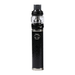 Kit Eleaf iJust 3 Starter Kit cu Ello Duro Tank Atomizer 6.5ml 3000mAh Negru