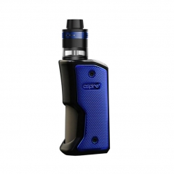 Kit Aspire Feedlink Revvo Squonker Mod Kit cu Revvo Boost Tank (Black/Blue)