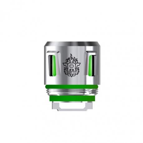 Rezistenta SMOK V8 Baby-T12 Light Coil 0.15ohm Verde (Green)
