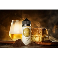 Lichid 100ml VOAK 1984 *X*O* Tiramisu Cake with Bourbon Drizzle 0mg