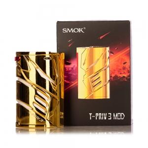 Mod SMOK T-Priv 3 (Gold)