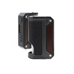 Mod Therion BF DNA75C Lost Vape Black frame Ebony Black Black Leather