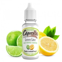 Aroma LEMON LIME, Capella Flavors, 13ml