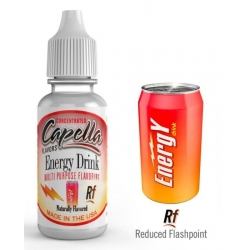 Aroma RF ENERGY DRINK, Capella Flavors, 13ml