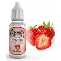 Aroma SWEET STRAWBERRY, Capella Flavors, 13ml