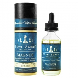 Lichid Premium MAGNUS - FLAVOR BASE BY FIVE PAWNS 50ML