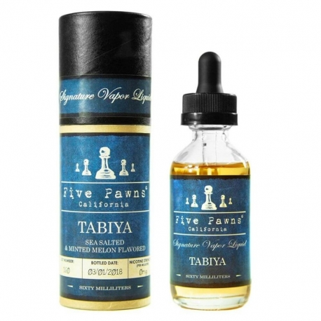 GRANDMASTER - FLAVOR BASE BY FIVE PAWNS 50ML
