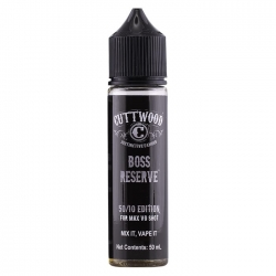Lichid Boss Reserve by Cuttwood, 50ml, 0mg