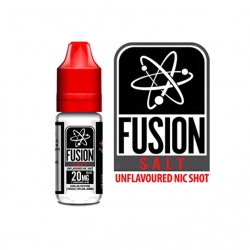 Nicotine Shot FUSION SALT, 20mg/ml, 10ml