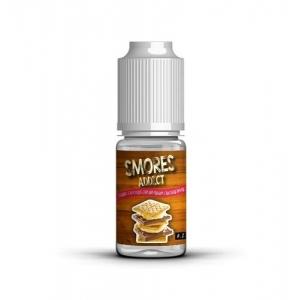 Aroma Smores Addict Chocolate Chip and Graham Crackers, 10ml