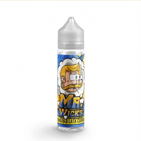 Lichid 50ml Mr Wicks Grape Soda 0mg