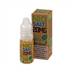Lichid Classic Mint by Flawless Nic Salt, 10ml, 20mg