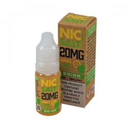 Lichid Lemon&Lime Flawless 10ml NicSalt 20 mg/ml