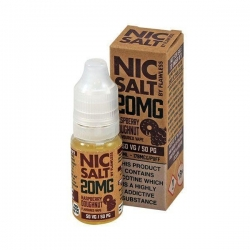 Lichid Raspberry Doughnut by Flawless Nic Salt, 10ml, 20mg