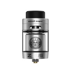 Geekvape Zeus Dual RTA Atomizer 4ml, Silver