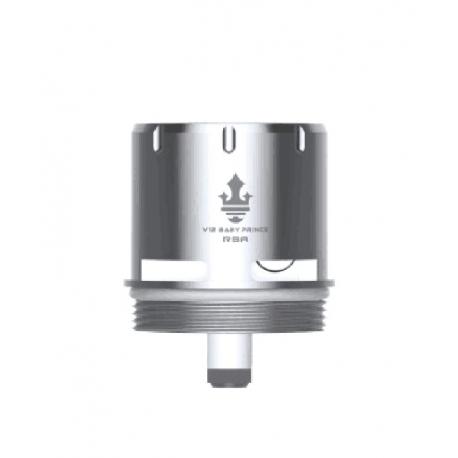 Baza RBA SMOK V12 Baby Prince Dual Coil 0.27ohm
