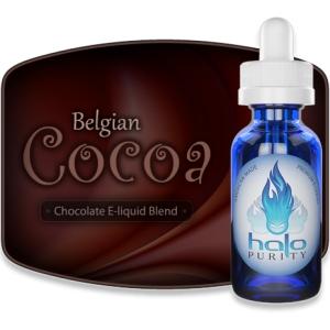 Belgian Cocoa - Halo E-liquid