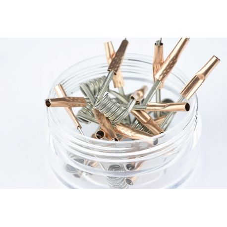 Vapjoy Clapton Parallel Prebuilt Wire A1+Ni80 10 buc