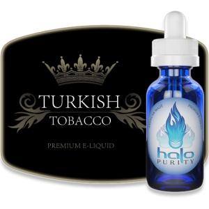 Turkish Tobacco - Halo E-liquid