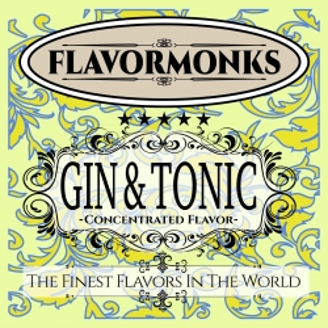 Aroma FlavorMonks Gin & Tonic 10ml